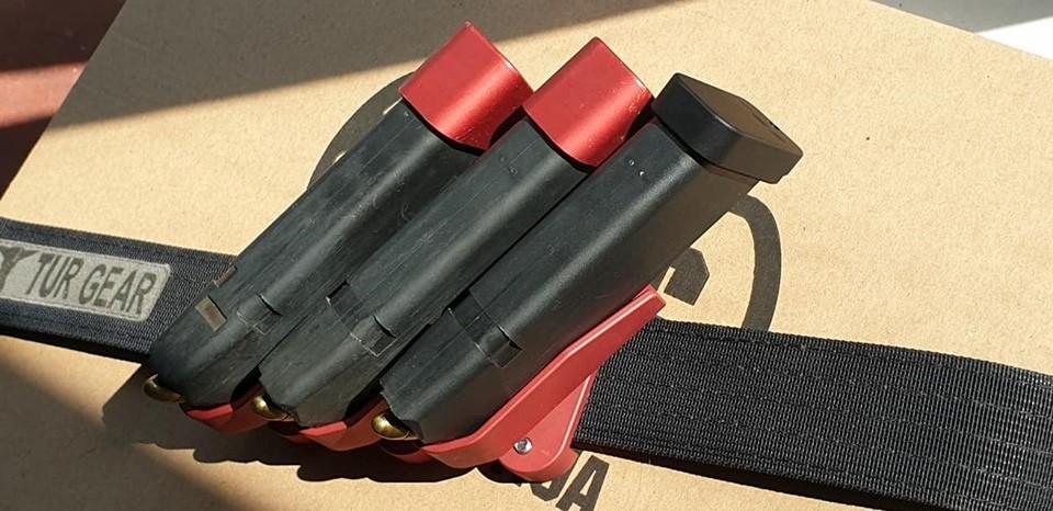 TEG MagBase - П'ятки для магазинів пістолетів Glock збільшеної ємності.